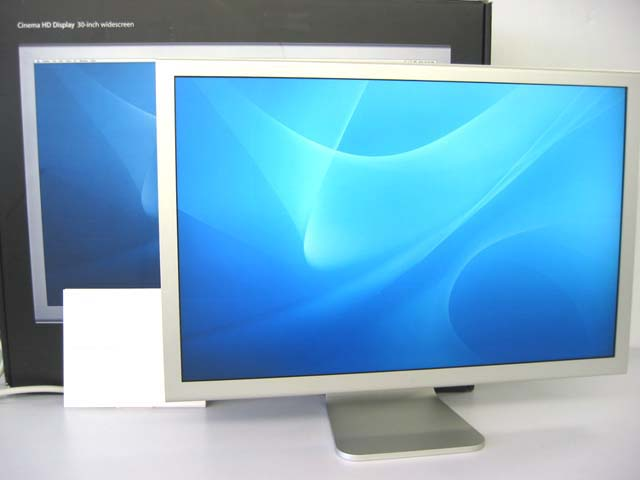 Cinema HD Display 30 シルバー