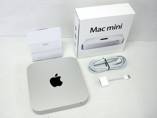 Mac mini Core i5 2.5GHz (2コア)