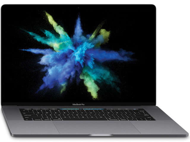 MacBook Pro Core i7 2.9GHz 15.4インチ(TouchBarモデル) SpaceGray