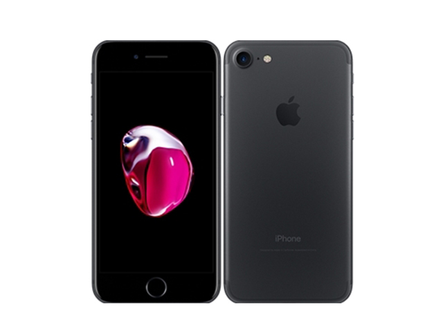iPhone 7 128GB Black NNCK2J/A au版