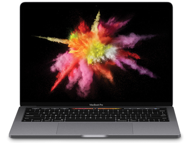 MacBook Pro Core i7 3.3GHz 13インチ(TouchBarモデル) SpaceGray