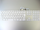 Mac 中古 Apple Keyboard アルミ (JIS) MB110J/A(中古)